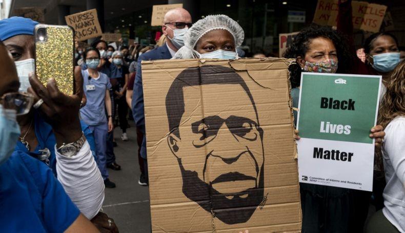 Protes Antirasial di AS Kembali Makan Korban, 1 Orang Tewas Ditembak
