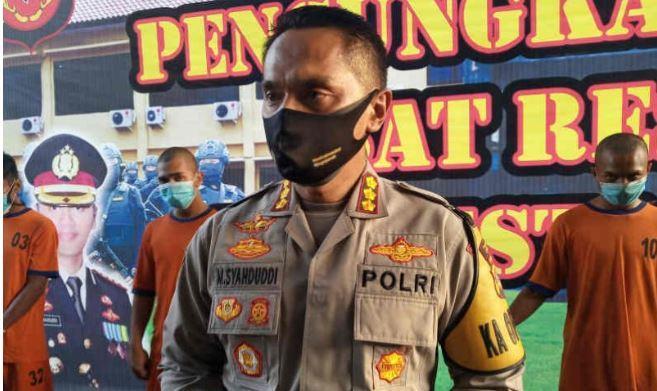 Densus 88 Tangkap Terduga Teroris di Cirebon, Rumahnya Langsung Digeledah