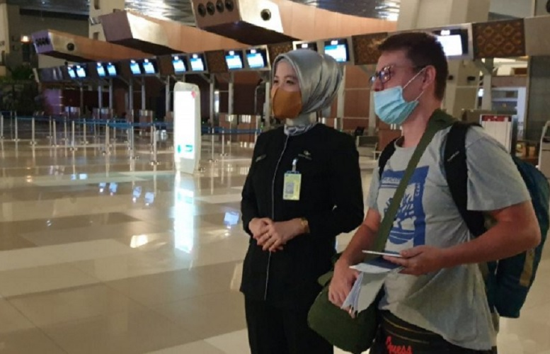 Warga Ukraina Dideportasi dari Bali usai Jalani Rehabilitasi Narkoba
