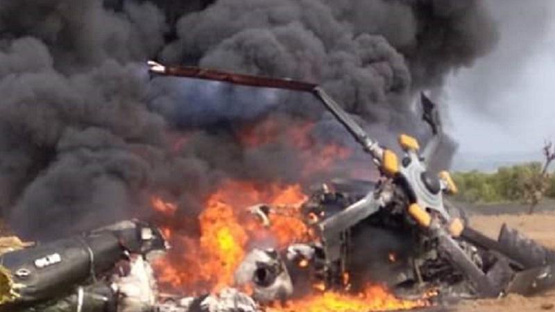 Kronologi Helikopter TNI AD Jatuh dan Meledak di Kawasan Industri Kendal