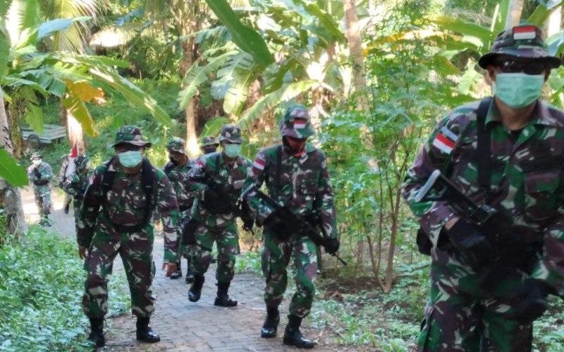 Cegah Penyelundupan Barang dan Manusia, Tim Gabungan Patroli di Pulau Marore Sulut