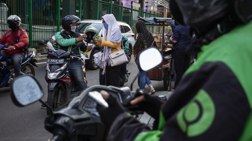 Viral Kisah Mantan Istri Pejabat Dinas Jadi Driver Ojol