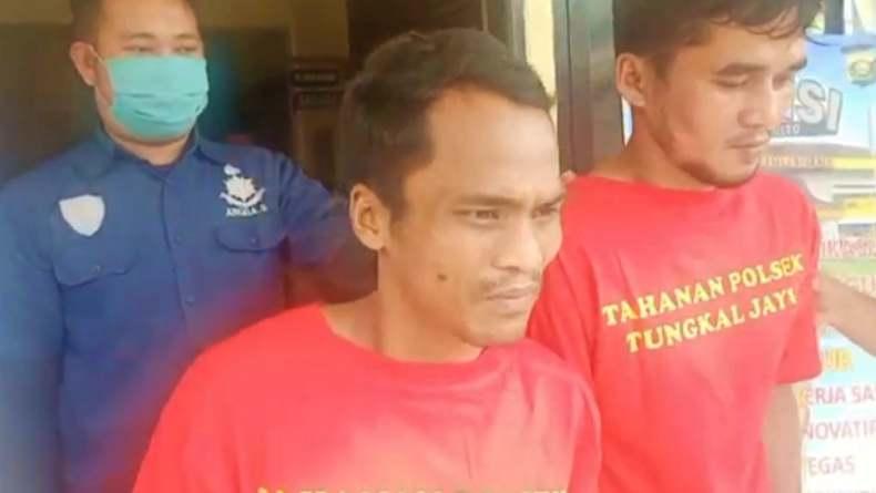 Gebuk Korban Pakai Kayu, Duo Begal di Muba Lengser Ditembak Polisi