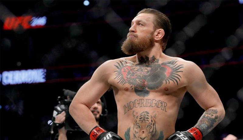Conor McGregor Bisa Bikin Kamaru Usman Bertekuk Lutut, Asalkan...