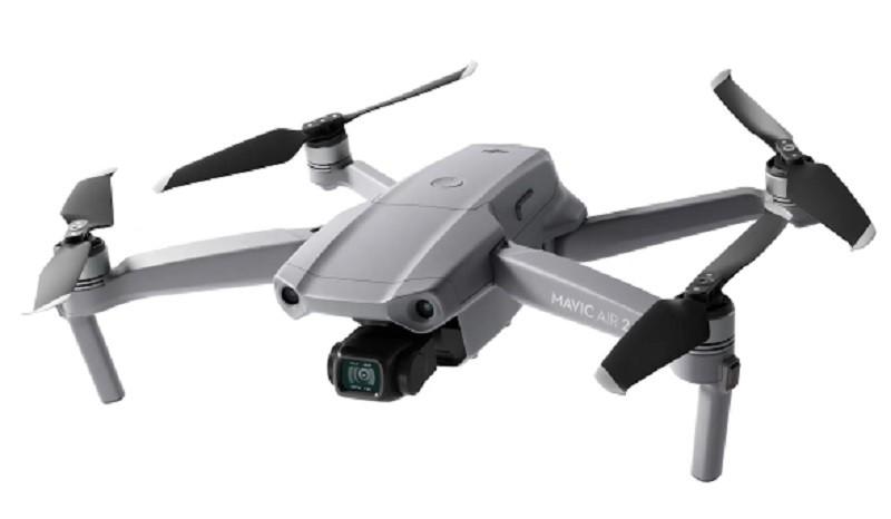 Mengenal DJI Mavic Air 2, Drone Canggih untuk Pemula