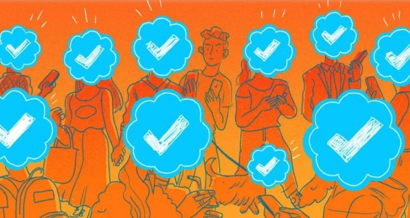 Twitter Kembangkan Request Centang Biru untuk Netizen Biasa