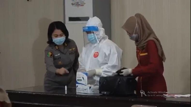 Reaktif Rapid Test, 3 Orang Pengambil Paksa Jenazah Covid-19 di Makassar Dipulangkan