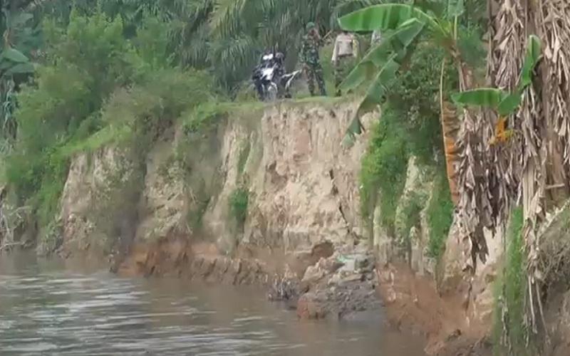 Petani 3 Desa di Batubara Takut Menanam Padi karena Tanggul Jebol