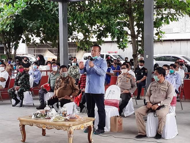 Edhy Prabowo: Sulut Akan Bangun Sentra Pertambakan Intensif