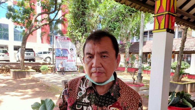 Pulang dari Sukabumi, 2 Polisi di Bandarlampung Positif Covid-19
