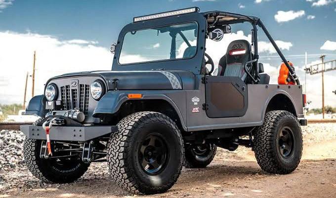 Desain Mirip Jeep Wrangler, Mobil India Mahindra Roxor Langgar Hak Intelektual