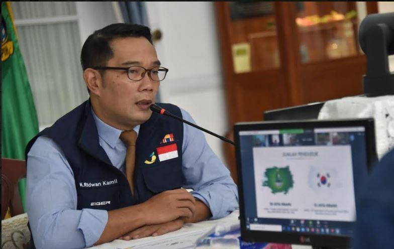 Ridwan Kamil Tegaskan Hari Ini 27 Juli Warga Jabar Tak Pakai Masker Denda Rp150.000