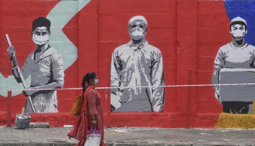 India Laporkan 2.000 Lebih Kasus Kematian akibat Covid-19 dalam Sehari