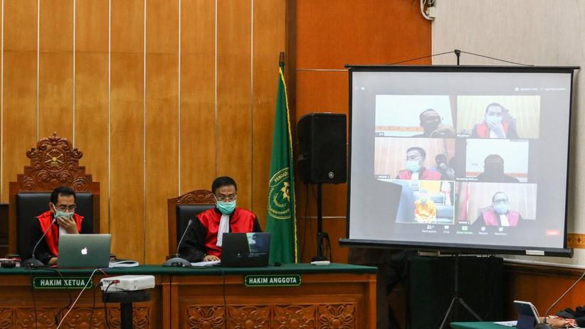 Sidang Pleidoi, Terdakwa Penusuk Wiranto Tidak Terima Dikenakan Pasal Terorisme