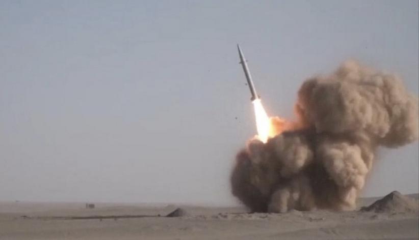 Iran Sukses Uji Coba Rudal Penjelajah Generasi Baru