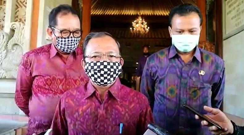 Bali Mulai New Normal, Gubernur Wayan Koster Cek Objek Wisata