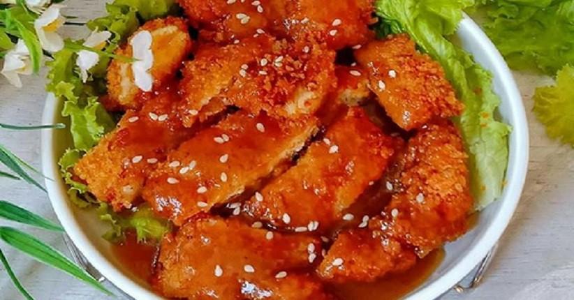 Mencicipi Chicken Katsu ala Rumahan, Pakai Resep Ini agar Rasa Lebih Autentik