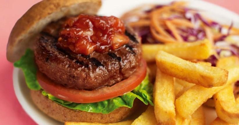 Resep Burger Sehat Buat Camilan Weekend di Rumah
