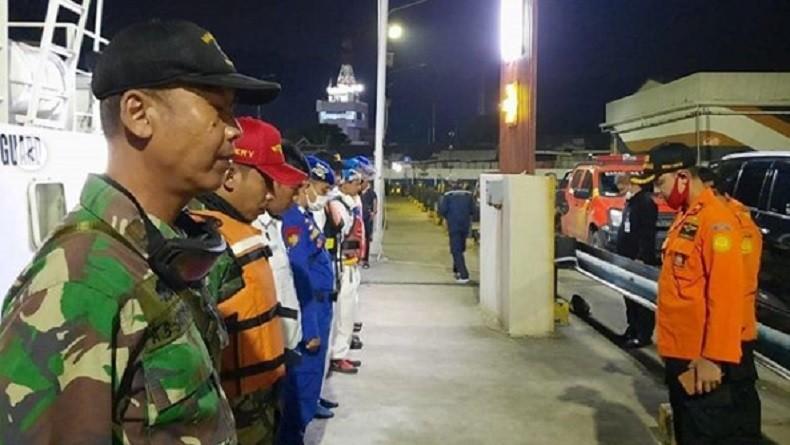 Kronologi Kapal Puspita Jaya Tenggelam di Selat Sunda, Dihantam Ombak 3 Meter