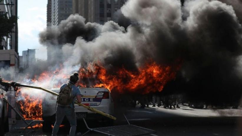 Ketahuan Bakar 2 Mobil Polisi, Perempuan Terapis Panti Pijat Ditangkap