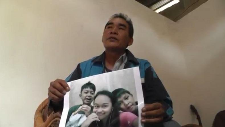 Pilu, Ayah di Palembang Ini Kehilangan 3 Anaknya saat Bekerja