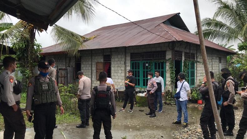 Dilaporkan Warga, Rumah Penjual Miras Sopi di Mimika Digerebek Polisi