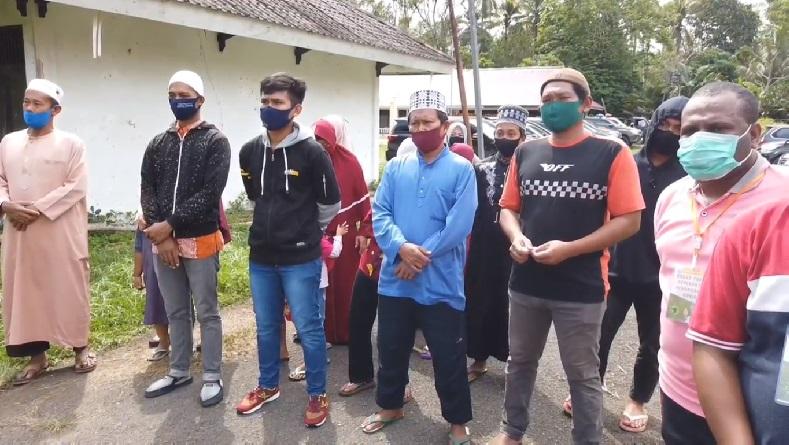 20 Orang di Sorong Sembuh dari Covid-19, Tersisa 16 Pasien Positif