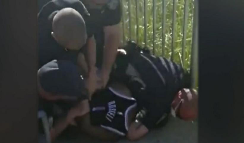 Lagi, Beredar Video Polisi AS Cekik Pria Kulit Hitam Hingga Pingsan