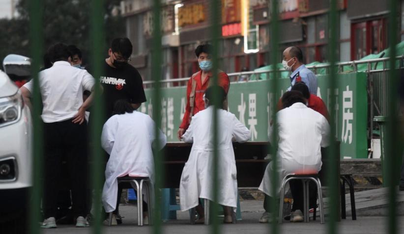 Beijing Bakal Tes Virus Corona terhadap 1 Juta Orang Setiap Hari