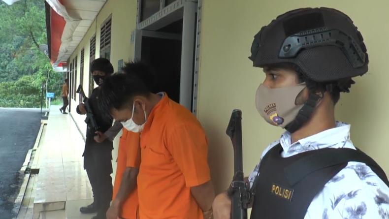 Duh, Pelajar SMA di Solok Ditangkap Polisi karena Edarkan Sabu
