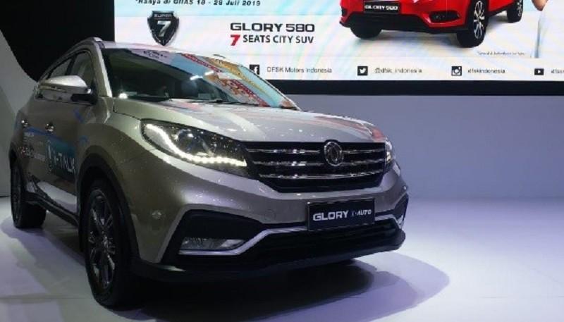 DFSK Glory i-Auto Siap Dilepas ke Pasar Juli Tahun Ini