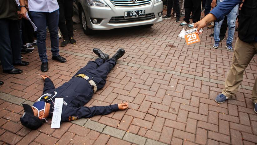 Polisi Kantongi Identitas Buron Anak Buah John Kei yang Bawa Senpi