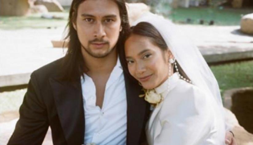 Tara Basro dan Daniel Adnan Menikah di Wot Batu, Prosesi Sakral Dihadiri Keluarga Inti