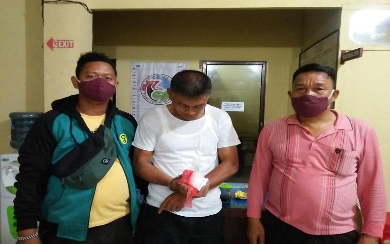 Bandar Narkoba di Tanjungbalai Ditangkap Polisi, Ratusan Gram Sabu Diamankan