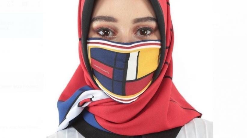 Tak Hanya Fashion Item Baru, Masker Kain Jadi Amunisi Para Desainer saat Pandemi Covid-19
