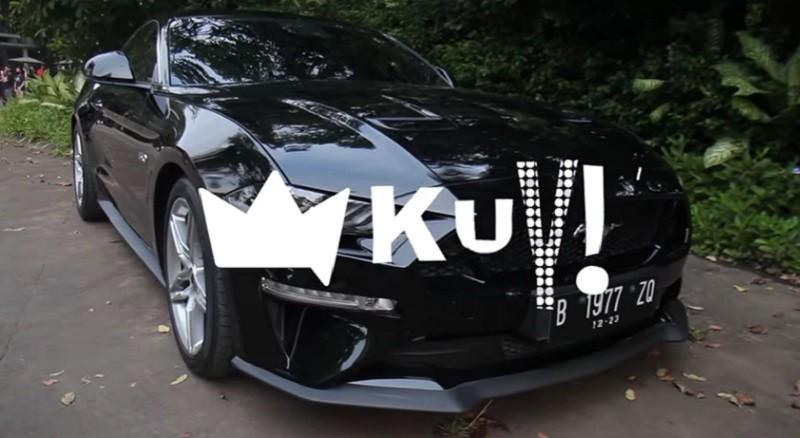 Sule Jual Mobil Ford Mustang Langka Rp4 Miliar