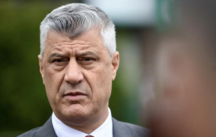 Presiden Kosovo Hashim Thaci Didakwa Lakukan Kejahatan Perang