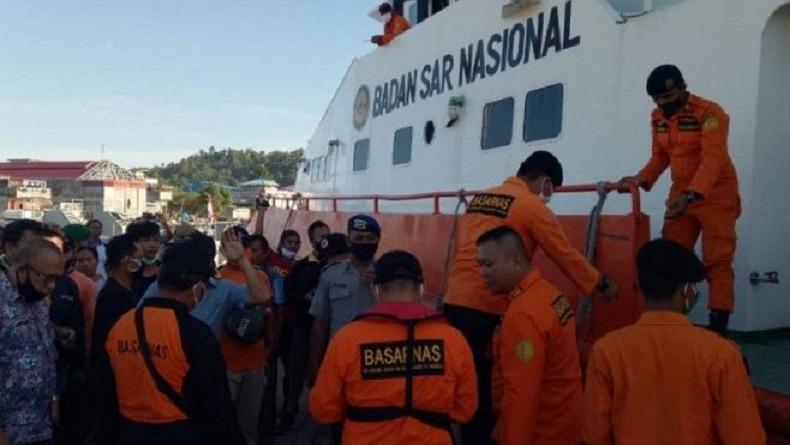 Ternyata Ada 2 Kapal yang Tenggelam di Perairan Nisel, Ini Identitas 14 Korban