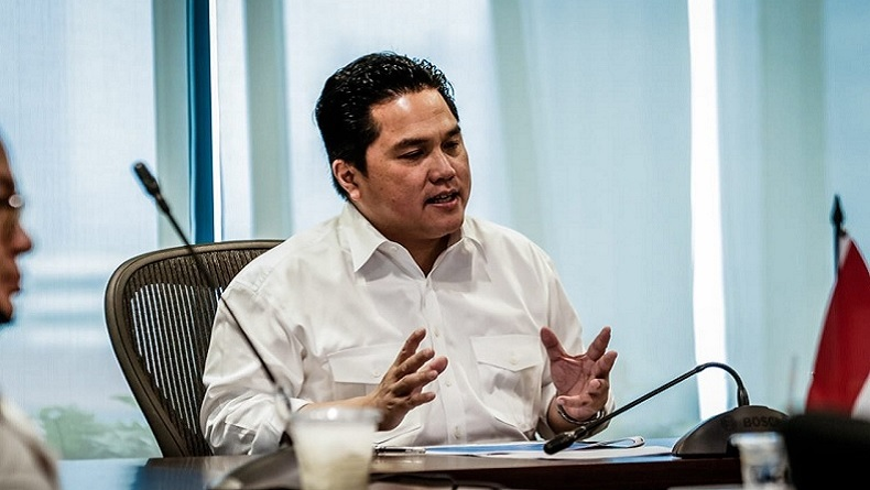 Ini 4 Milenial Pilihan Erick Thohir yang Duduk di Direksi dan Komisaris BUMN