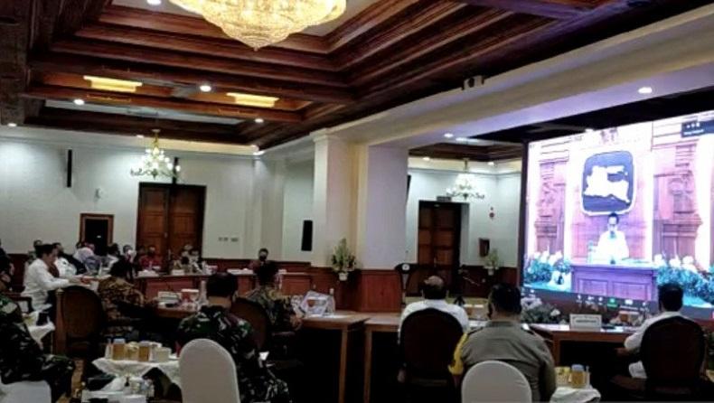 Presiden Jokowi Imbau Masyarakat Punya Perasaan yang Sama terkait Krisis Ekonomi Kesehatan