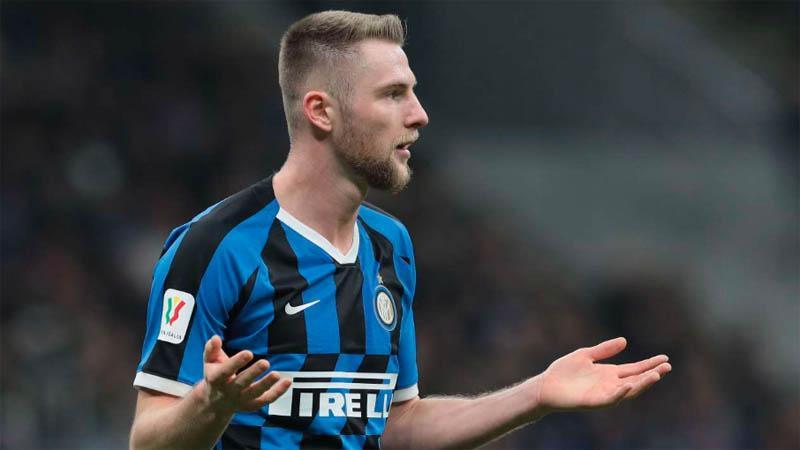 Bek Inter Milan Skriniar Disanksi 3 Laga, Antonio Conte 1