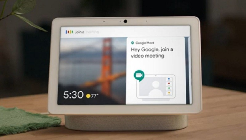 Google Gulirkan Duo dan Meet Group Video Calls di Smart Displays