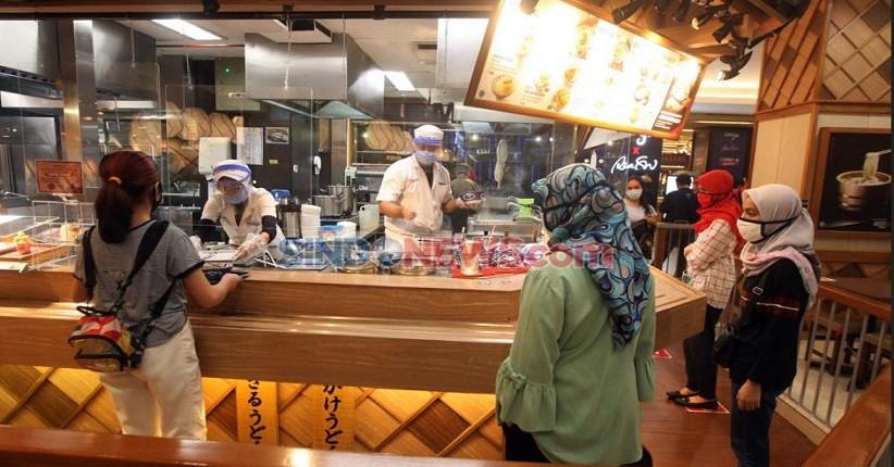 Mau Dine In di Mal, Ini Keamanan yang Telah Disiapkan Restoran