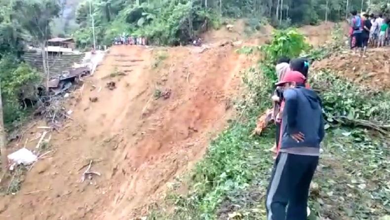 Longsor di Palopo, BPBD: Alhamdulillah Tidak Ada Korban Jiwa