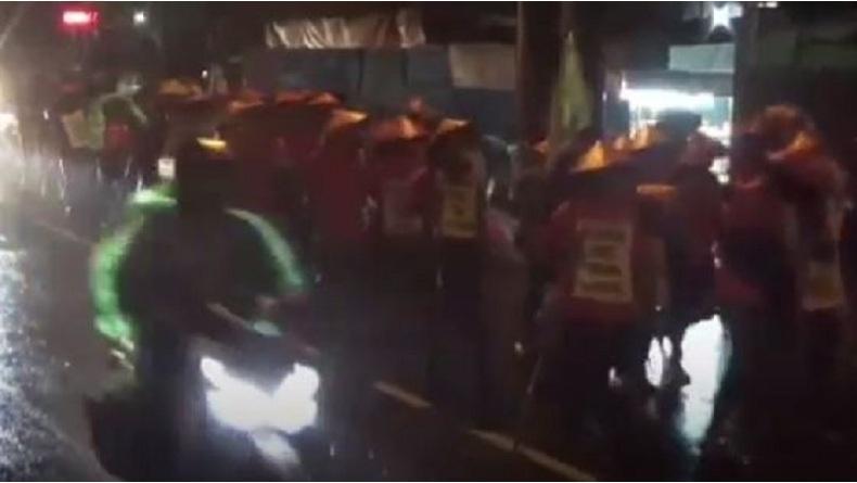 Ingin Mengadu ke Presiden, Seratusan Petani Sumut Jalan Kaki dari Medan ke Jakarta