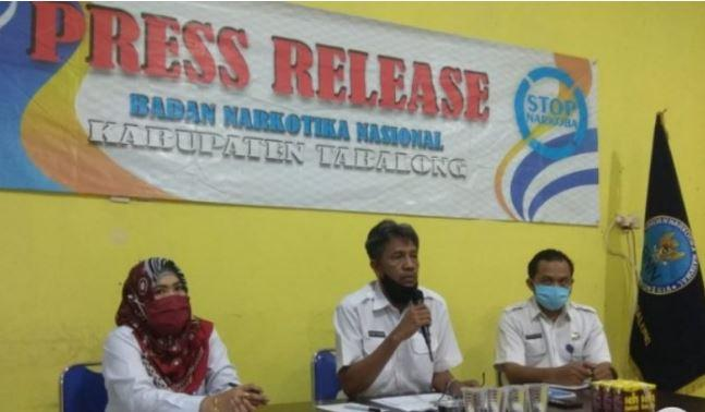 Rawat 53 Pecandu, BNNK Tabalong Tak Miliki Fasilitas Rehabilitasi