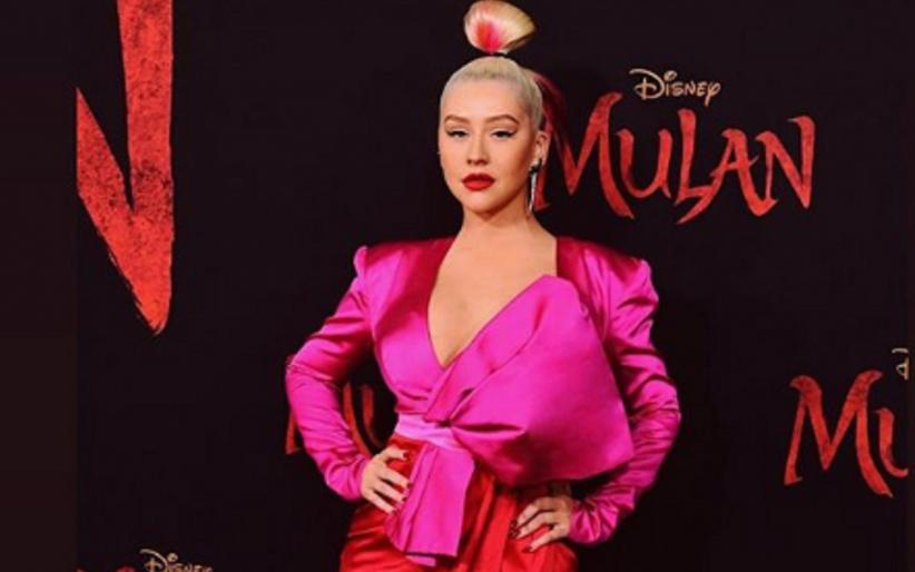 Christina Aguilera Sempat Diminta Ganti Nama di Awal Karier, Ini Alasannya