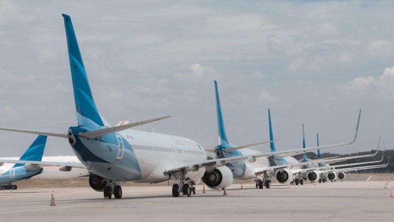 PSBB Diperlonggar, Jumlah Penumpang Pesawat Naik 791 Persen