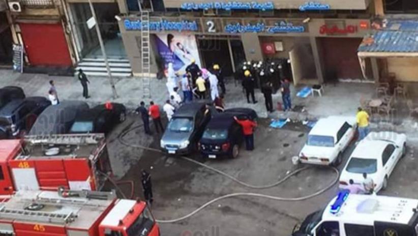 7 Pasien Covid-19 Tewas dalam Kebakaran di Rumah Sakit Mesir