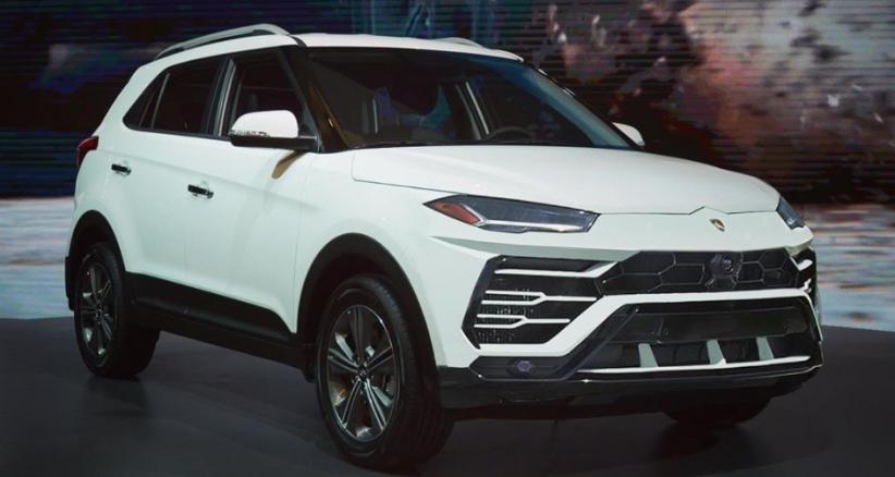 Begini Jadinya jika Hyundai dan Lamborghini Kerja Sama, Melahirkan Hyundai Urus